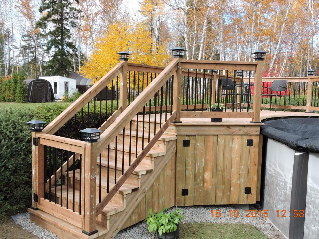 Dscn1222 1080x810 patio deck o - Construire un deck de piscine hors sol ...